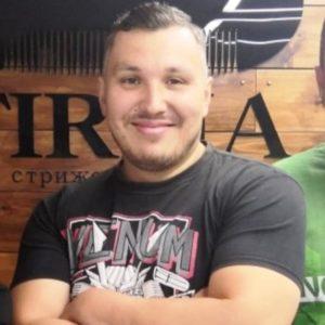 Чинасов Азамат Бурканович (тренер-методист)